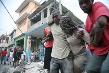 Haičiui gresia dar vienas žemės drebėjimas