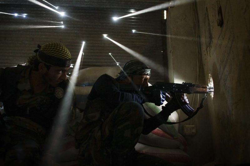 Pulitzerio premija – už Sirijos sukilėlių fotografiją