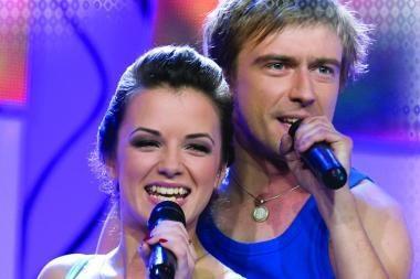 Klaipėdiečiams dainuos Irūna ir M.Jampolskis
