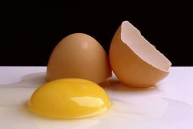 Tai kas pirmiau - višta ar kiaušinis?