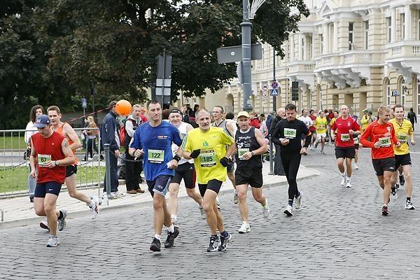 Savaitgalį Vilniuje – sporto mugė ir maratonas