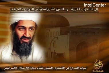 O.bin Ladenas žada pakeisti pasaulį