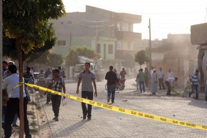 JT Saugumo Taryba pasmerkė teroro išpuolius Sirijoje