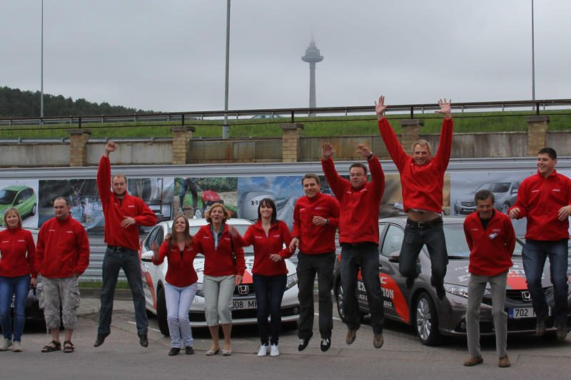 """Eco Drive Challenge 2012"": ar lietuviai aplenks latvius?"