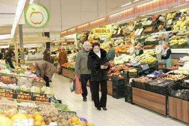 Mobilūs ūkininkų turgeliai virto į didelį turgų