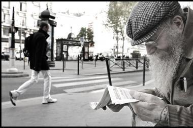 Dvasios būsena – Paryžius