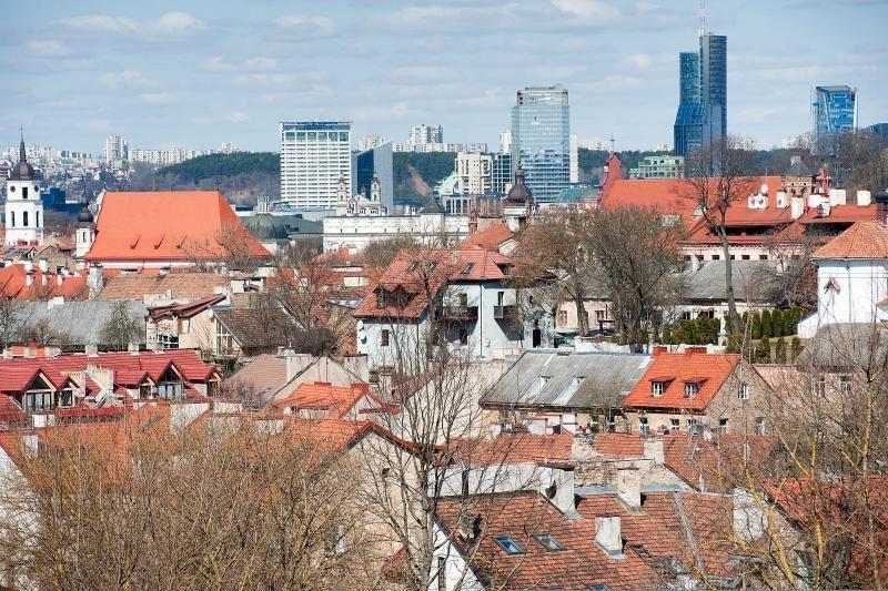 Būstas Vilniuje: kurį mikrorajoną pasirinkti?
