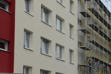 Būstų renovacijai rengiami tipiniai planai apsaugos nuo krizės