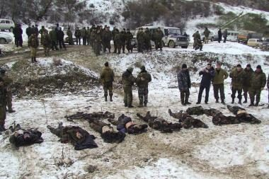 Dagestane per operaciją nukauti penki kovotojai, tarp jų moteris
