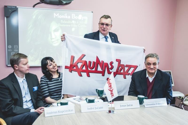 """Kokių staigmenų šiemet pateiks """"Kaunas Jazz"""" sumanytojai?"""