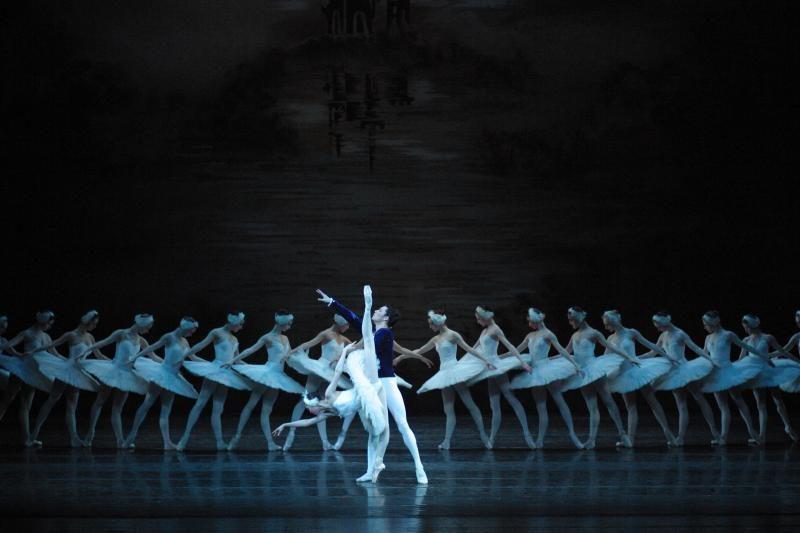 Maskvos miesto baletas: 150 kostiumų, 50 šokėjų ir 3 val. klasikos