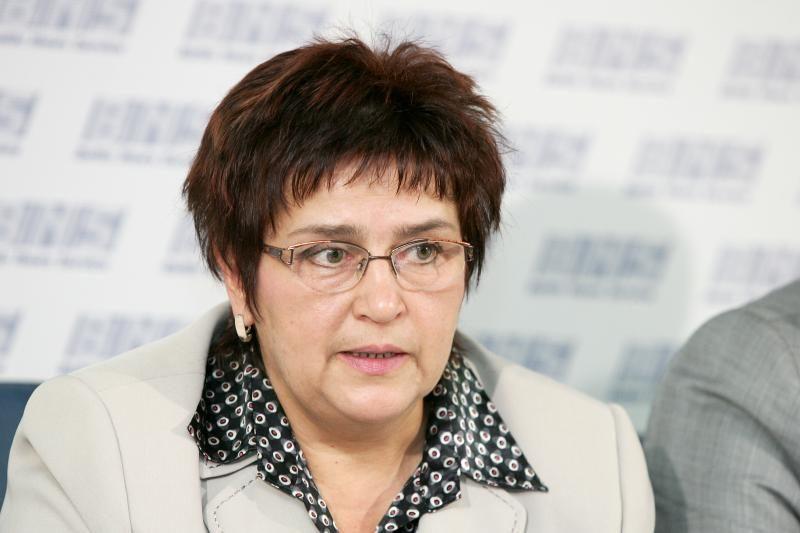 Žmogaus teisių šauklio apdovanojimas - D.Migaliovai
