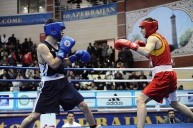Kovas tęsia trys Lietuvos jaunieji boksininkai