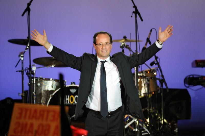 Prancūzijos prezidentas surėmė ietis kovoje dėl euroobligacijų