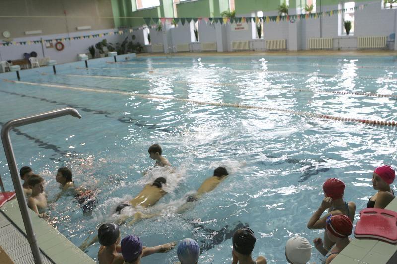 Klaipėdoje aptarta baseinų plėtra