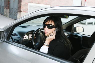 Vairuojanti mama – palaima vaikams