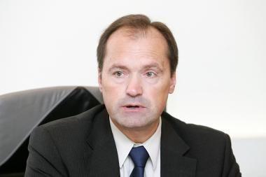 Atsistatydina vidaus reikalų viceministras S.Liutkevičius (papildyta)
