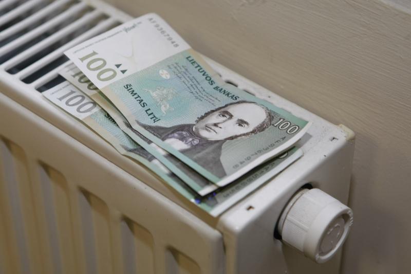Kainų komisija: šildymas Lietuvoje kitą šildymo sezoną brangs 4 proc.