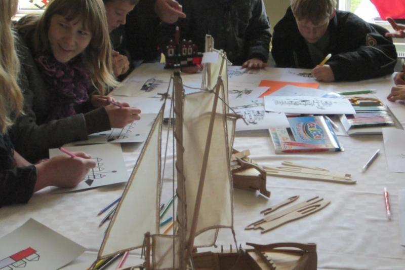 Jūrų muziejaus edukatoriai persikelia į Vilnių
