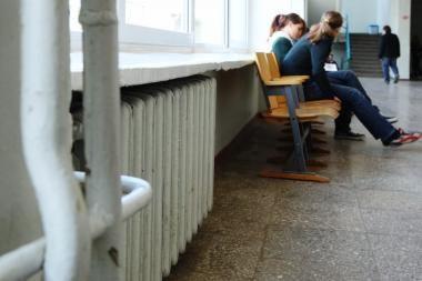 Uostamiesčio mokyklose daugėja moksleivių