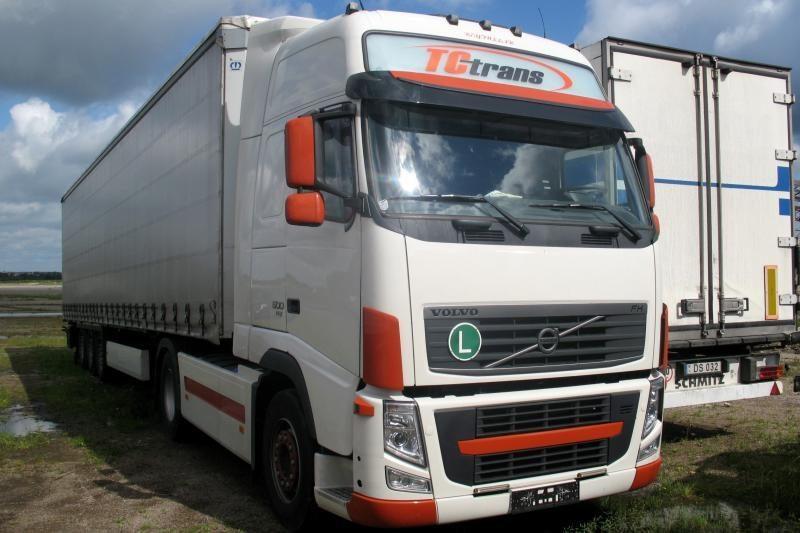 Daugėja sunkvežimių elektronikos gedimų, mažėja padangų defektų
