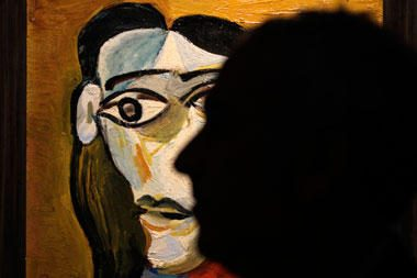 Ispanijoje pagrobtas sunkvežimis su P.Picasso ir kitų menininkų darbais