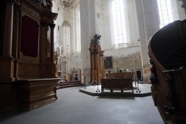 Senųjų maldų renesansas Bernardinų bažnyčioje