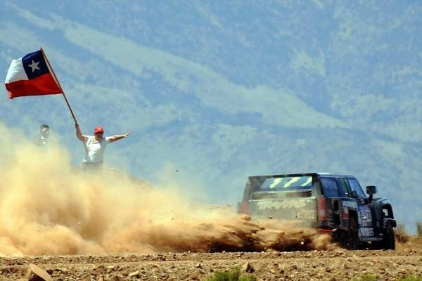 """""""Dakaro ralio"""" dešimtajame etape – dviguba Ispanijos lenktynininkų pergalė"""