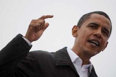 B.Obama sako ruošiantis naujas sankcijas Iranui