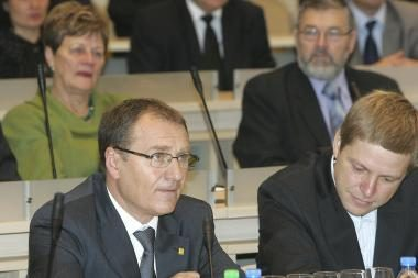 Kauno merui A.Kubilius rūpi labiau už miestiečių sveikatą