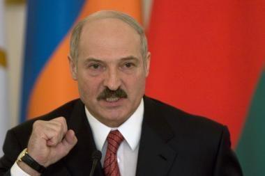 A.Lukašenka nurodė nutraukti dujų tiekimą Europai