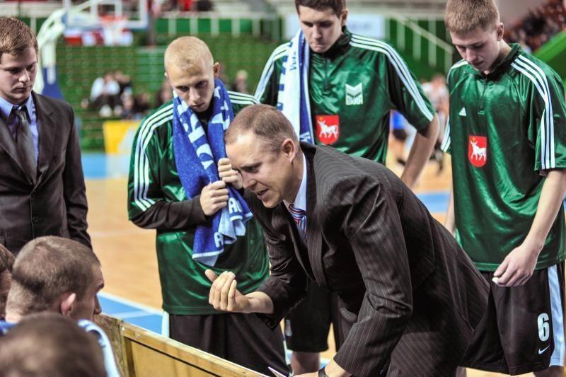 """""""LSU-Baltų rėmėjas"""": kitą sezoną sieksime tapti vieni iš geriausių LKL"""