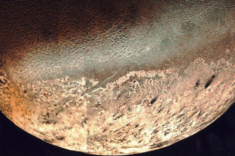 Atokiausias vandenynas Saulės sistemoje