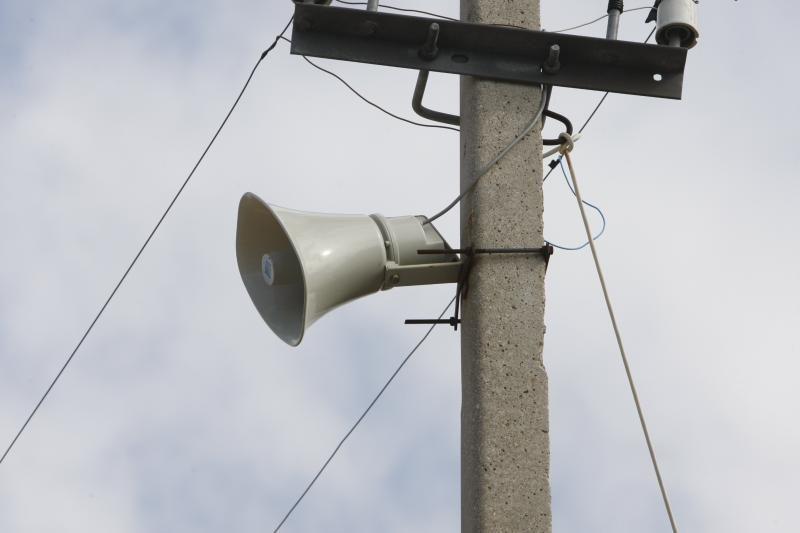 Klaipėdos paplūdimiuose neveikia garsiakalbiai