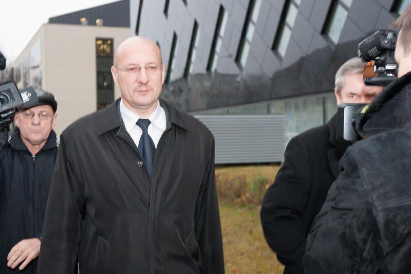 Ministras: V.Račkausko atleidimas įtakos jo pensijai neturės