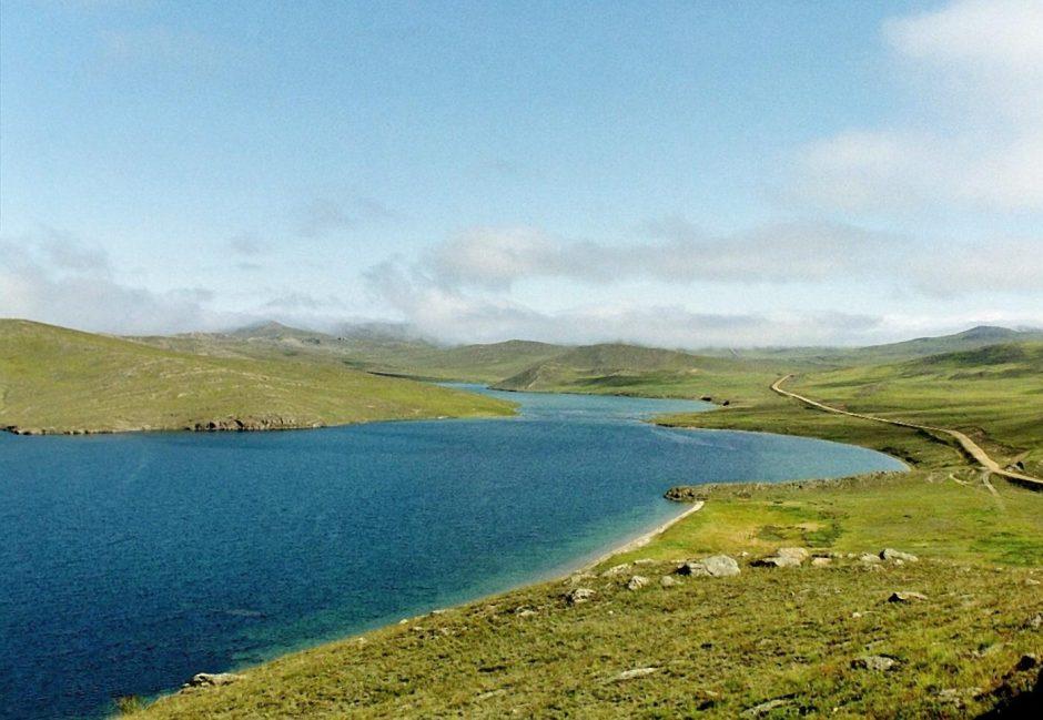 Mokslininkai tirs Baikalo ežerą