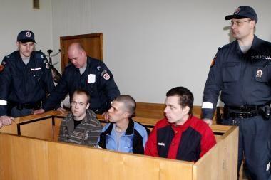 Tirdami nužudymą Klaipėdos pareigūnai išaiškino apiplėšimą
