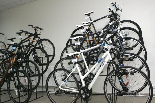 Šiauliuose pradės gaminti elektrinius dviračius