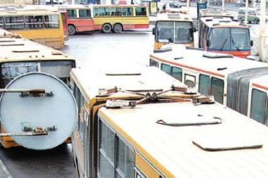 Pabrango keleivinio transporto paslaugos