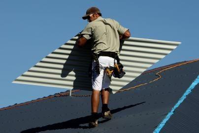 Asbesto stogų keitimui - valstybės kompensacijos