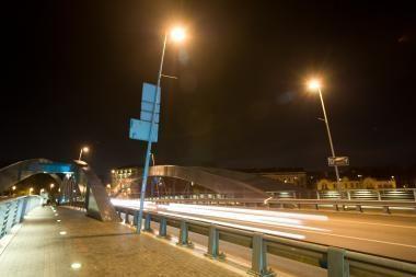 Vilniaus valdžia grąžins apšvietimą tamsiose gatvėse