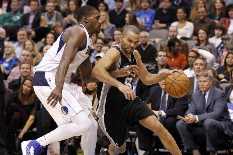 """Nepastebimas T. Parkeris ir """"Spurs"""" - galingiausia jėga NBA lygoje"""