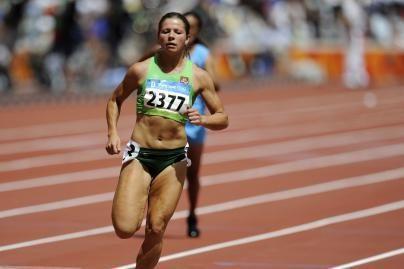 Bėgikė L.Grinčikaitė pateko į pusfinalį