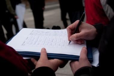 Referendumui Klaipėdoje pritrūko parašų