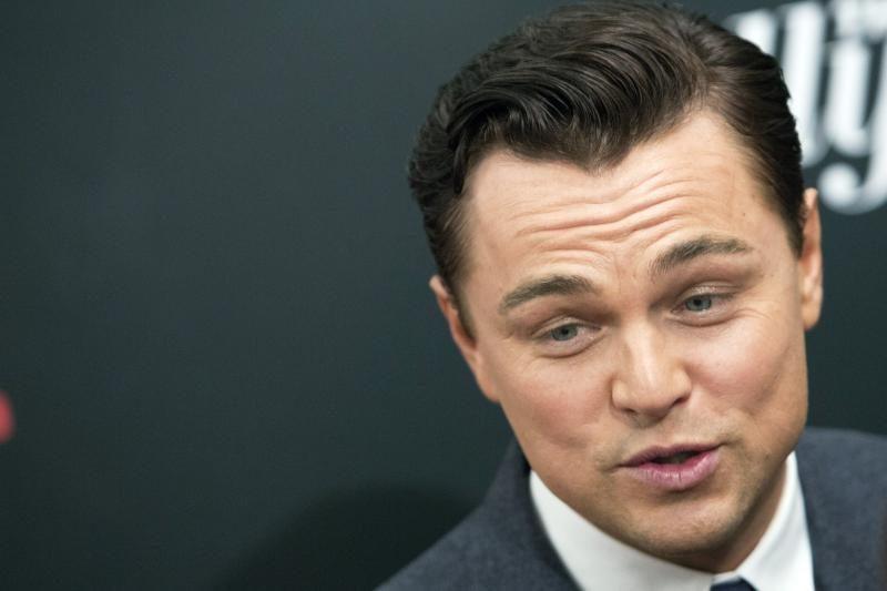 L. DiCaprio pavargo nuo            vaidybos
