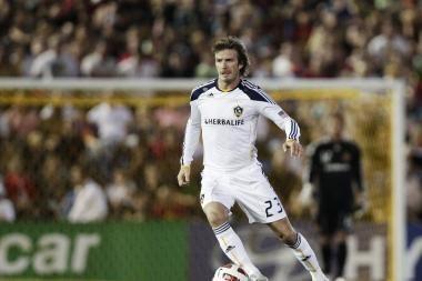 "D.Beckhamas neketina persikelti į ""Everton"""
