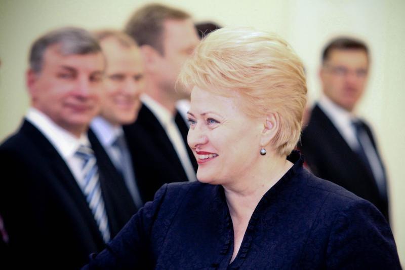 Prezidentė pasveikino Estijos vadovą su Nepriklausomybės metinėmis