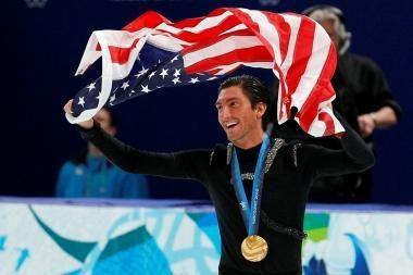 Olimpinėje medalių lentelėje pozicijas tvirtina JAV sportininkai