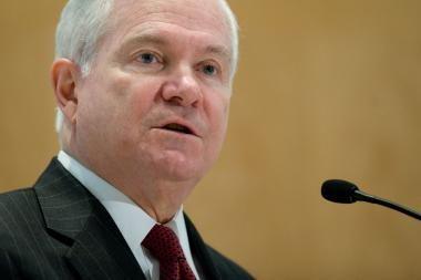 Pentagono vadovas: NATO gresia krizė