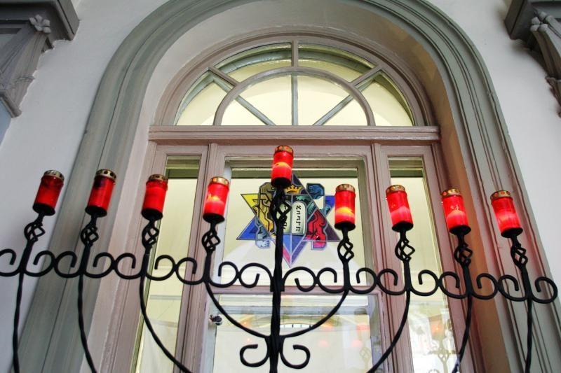 Vilniuje siekiama įamžinti Didžiosios sinagogos atminimą